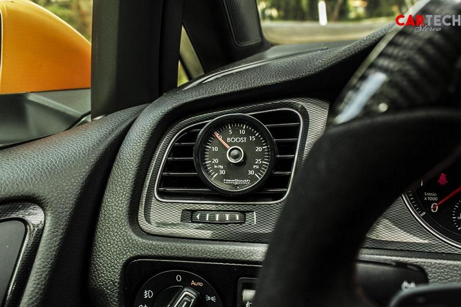 VW Golf VII GTI Osram Folierung Tuning 15 2014 VW Golf VII GTI mit Osram Folierung und 360 PS!