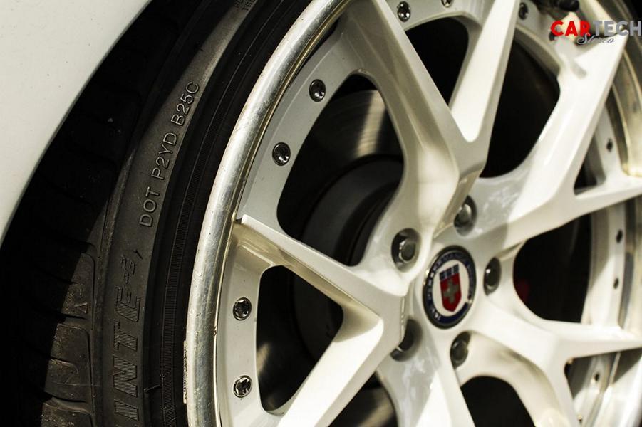 VW Golf VII GTI Osram Folierung Tuning 26 2014 VW Golf VII GTI mit Osram Folierung und 360 PS!