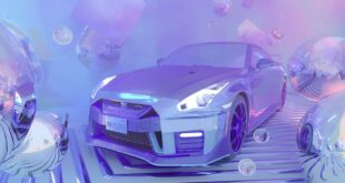 non fungible token NFT Nissan GT R 2021 Tuning 4 310x165 2022 non fungible token (NFT) Nissan GT R als Auktion!