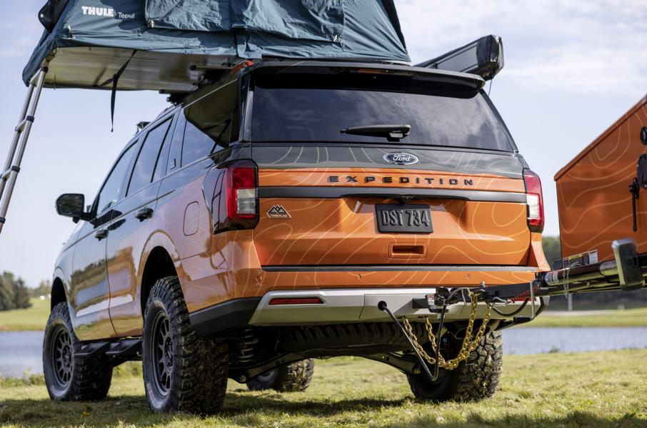 2021 Ford Expedition Timberline Off Grid Concept Car 10 2021 Ford Expedition Timberline Off Grid Concept Car!