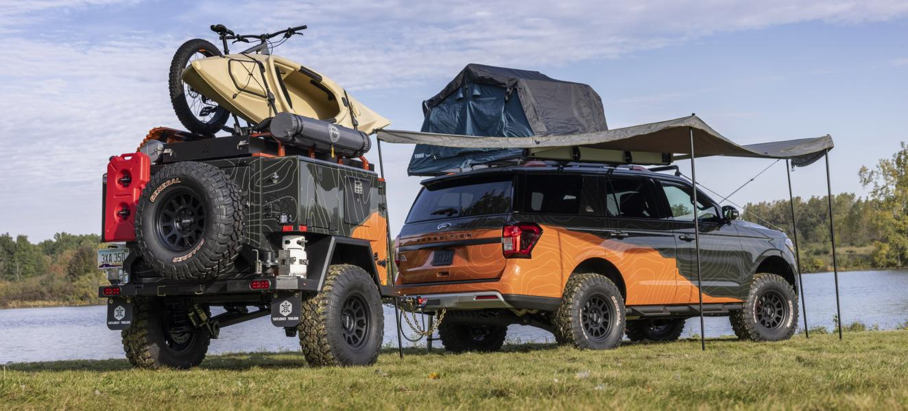 2021 Ford Expedition Timberline Off Grid Concept Car 16 2021 Ford Expedition Timberline Off Grid Concept Car!