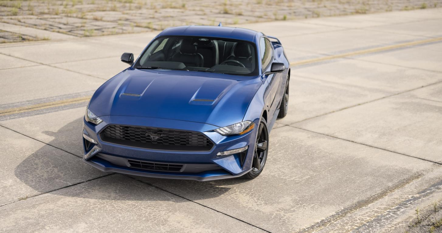 2022 Ford Mustang GT Ecoboost Stealth Edition 13 2022 Ford Mustang California Special & Stealth Edition!