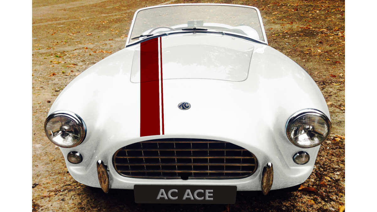 AC Cars AC ACE RS 2022 Limited 1 Neues Limited Modell: AC Cars zeigt die AC ACE RS!