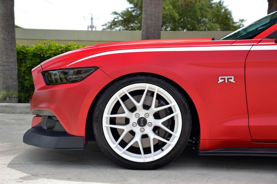 Ford Mustang RTR Spec 3 Coupe Tuning 16 Video: Ford Mustang RTR Spec 3 Coupe mit ca. 800 PS!