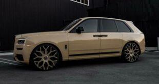 Forgiato Wheels Rolls Royce Cullinan 26 Zoll Tuning 6 1 e1633351019794 310x165 Vollfolierung und 26 Zoll Felgen am Rolls Royce Cullinan!