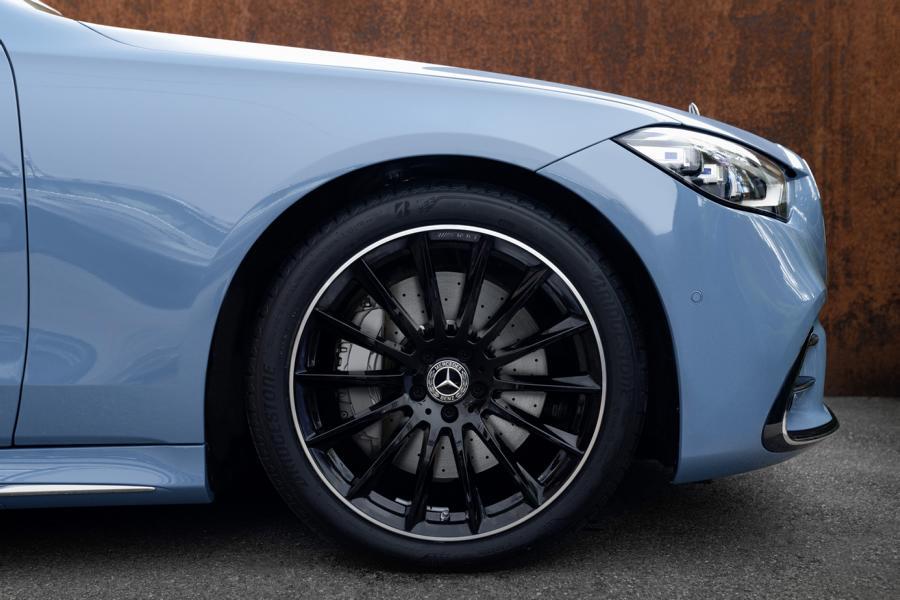 Mercedes W223 Manufaktur Tuning 2021 12 Mercedes Label MANUFAKTUR für exklusive Ausstattungen!