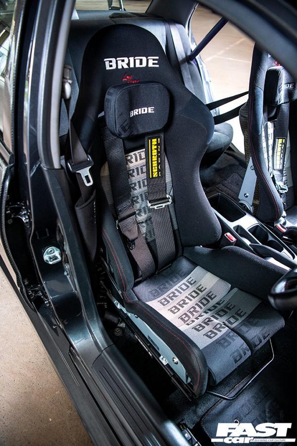 Mitsubishi Lancer Evo IX BiAufladung Carbon Kit Tuning 1 Mitsubishi Lancer Evo IX mit BiAufladung & Carbon Kit!