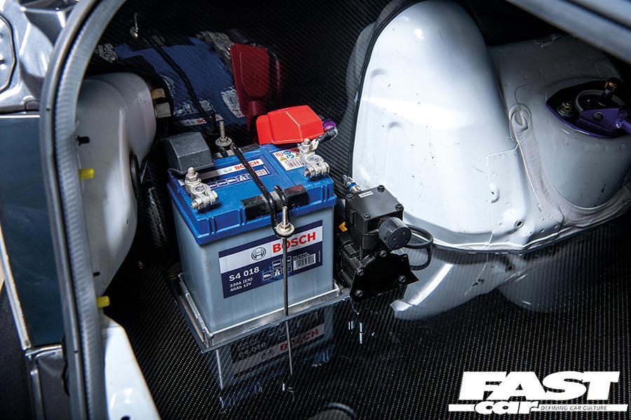 Mitsubishi Lancer Evo IX BiAufladung Carbon Kit Tuning 10 Mitsubishi Lancer Evo IX mit BiAufladung & Carbon Kit!
